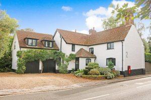 Property sold Graham John Estate Agents attractive front garden